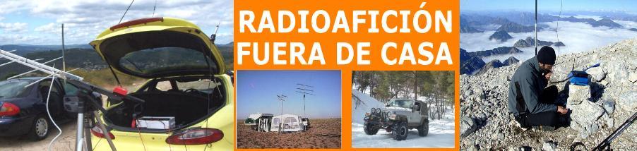Ideas para operaciones en portable radioaficion for Fuera de aqui horrible estacion