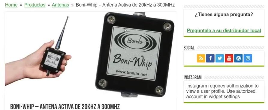 RTL-SDR Recibir-Verde Transistor Radio de Tubo Antena SDR Mini-Whip Antena Activa de Onda Corta MiniWhip para Radio Mineral