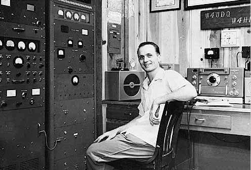 W4HHK paul wilson en 1950
